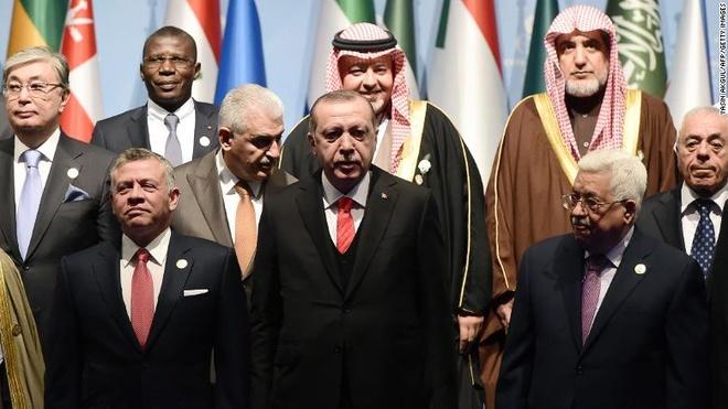 Cac nuoc Hoi giao cong nhan Dong Jerusalem la thu do Palestine hinh anh 1