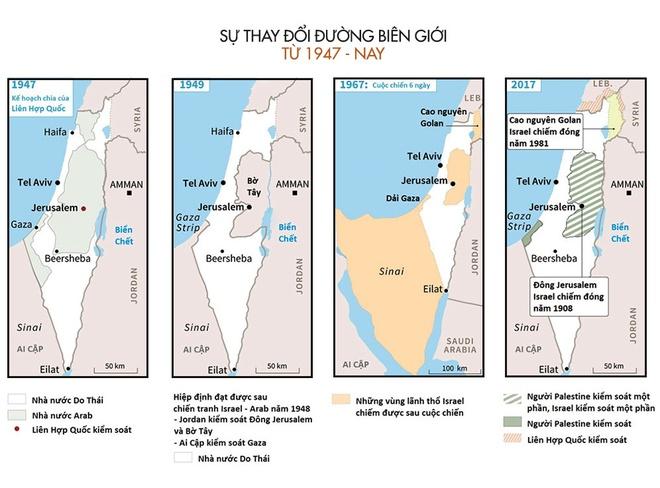 Cac nuoc Hoi giao cong nhan Dong Jerusalem la thu do Palestine hinh anh 2