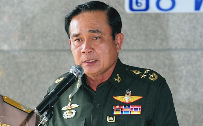 Thai Lan go lenh cam hoat dong chinh tri, mo duong cho bau cu hinh anh 1