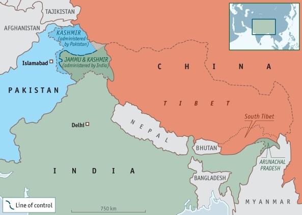 Ba binh si An Do thiet mang trong dung do bien gioi voi Pakistan hinh anh 2