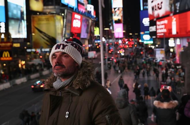 New York don giao thua trong cai lanh ky luc hinh anh