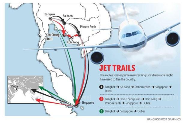 Ba Yingluck co the da duoc Anh cap thi thuc 5 nam hinh anh 2