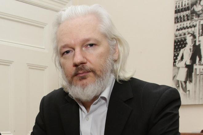 Su quan Ecuador muon 'tong khu' nha sang lap Wikileaks vi o ban hinh anh