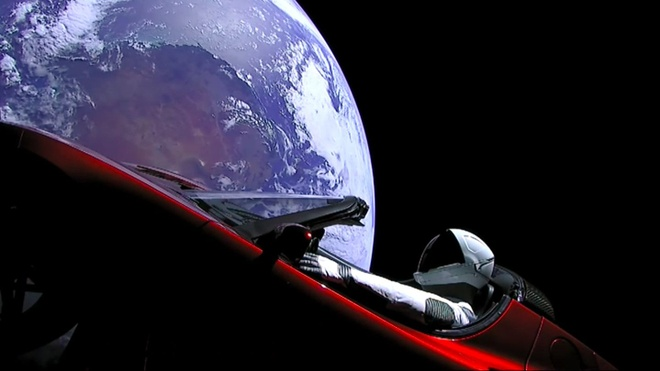 Falcon Heavy gay o nhiem anh 1