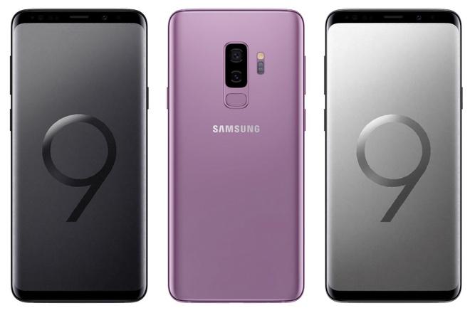 Lo anh Samsung Galaxy S9+ voi camera kep hinh anh 1