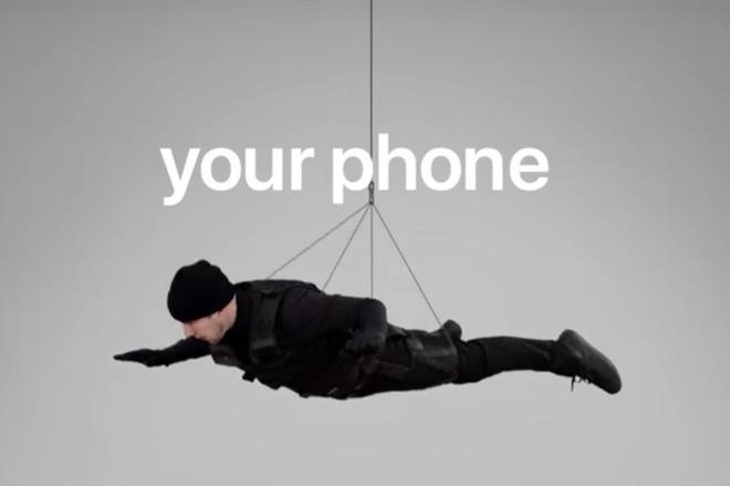 Apple quang cao tinh nang bao mat tren iPhone hinh anh