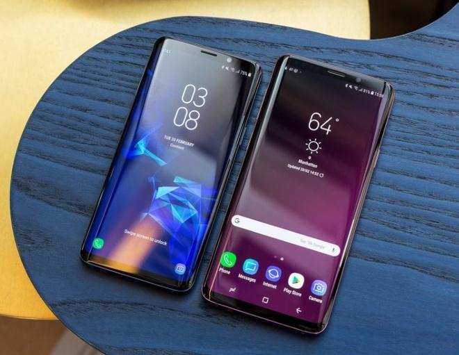 Dai ly chao gia Galaxy S9 tu 19 trieu tai Viet Nam hinh anh