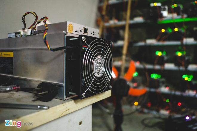 May dao Bitcoin co the bi dung nhap ve Viet Nam hinh anh 1