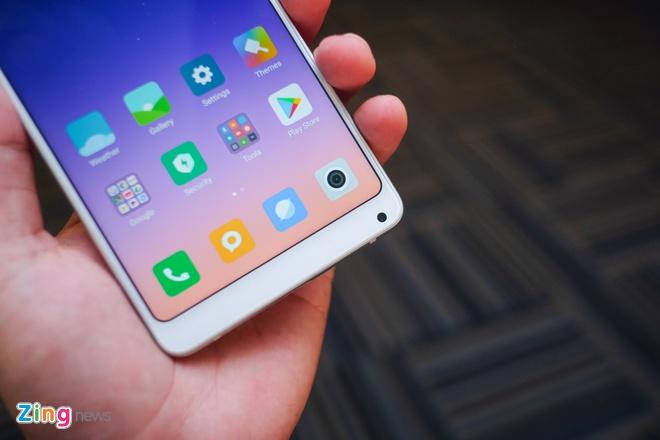 Mi Mix 2S: Chip Snapdragon 845, RAM 8 GB gia tu 530 USD hinh anh 4