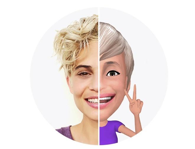 Vi sao smartphone ngay nay tich hop them Emoji va AR hinh anh
