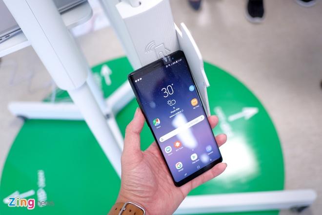 Samsung ra mat bang Flipchart dien tu 55 inch tai Viet Nam hinh anh 7