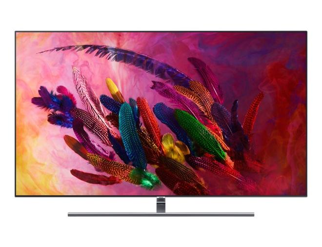 Samsung ra TV QLED 'bien hinh' theo khong gian gia tu 55 trieu dong hinh anh 2