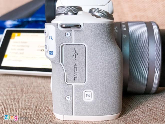 Canon ra mat mirrorless quay phim 4K, chip Digic 8, gia 20 trieu hinh anh 6