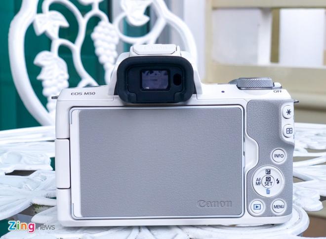 Canon ra mat mirrorless quay phim 4K, chip Digic 8, gia 20 trieu hinh anh 5