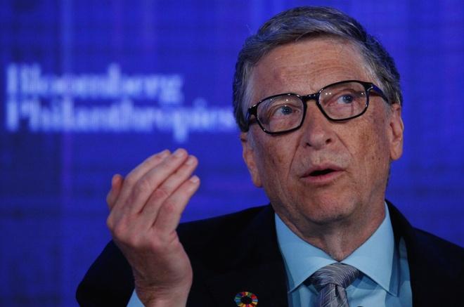 Ty phu Bitcoin mia mai Bill Gates 'hay thoi chem gio' hinh anh