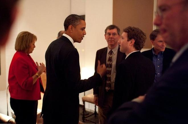 Nhung buc anh it thay ve cuoc doi cua Mark Zuckerberg hinh anh 18