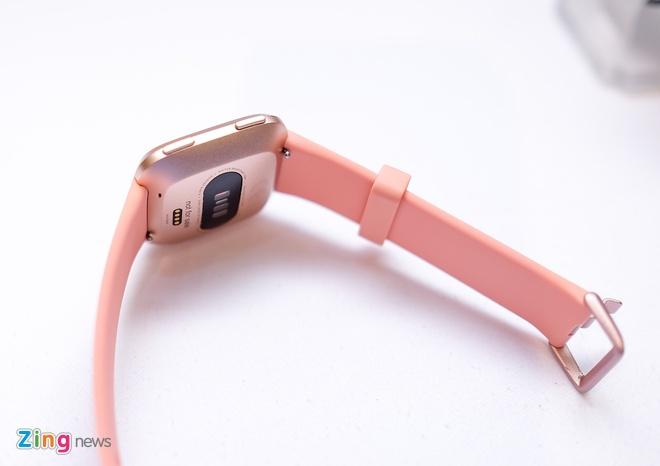 Fitbit Versa ra mat tai VN: Thoi trang, pin 4 ngay gia 5,5 trieu hinh anh 8