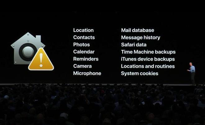 Apple ra mat macOS Mojave: Che do dem, nhieu tinh nang tu iOS hinh anh 5