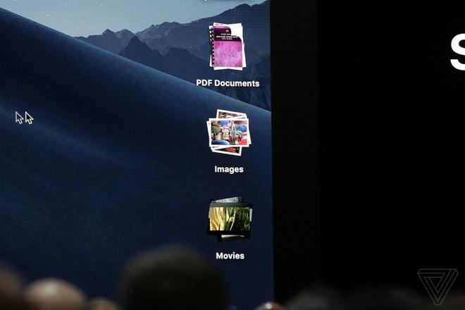Apple ra mat macOS Mojave: Che do dem, nhieu tinh nang tu iOS hinh anh 4