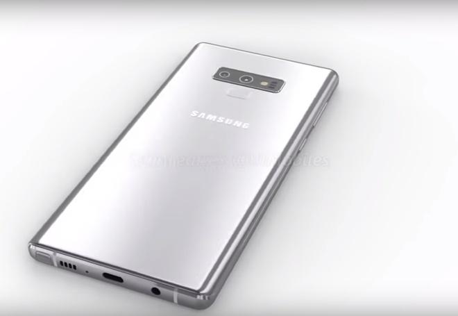 Chan dung Galaxy Note 9 theo tin don hinh anh