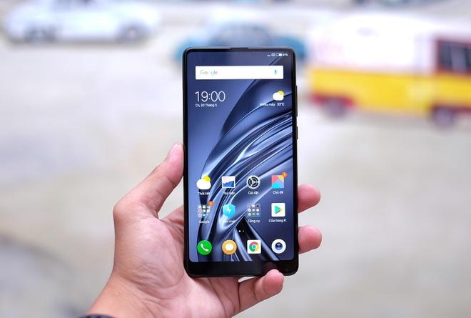 #CoNenMua: Xiaomi Mi Mix 2S - kiet tac con dang do cua Xiaomi hinh anh