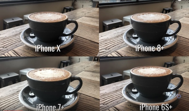 Chat luong hinh anh thay doi ra sao tu thoi iPhone 6S+ den X? hinh anh 1