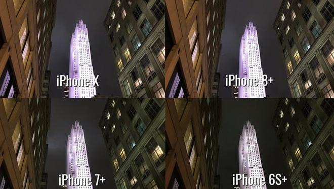 Chat luong hinh anh thay doi ra sao tu thoi iPhone 6S+ den X? hinh anh 4