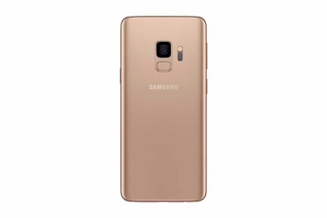 Galaxy S9+ mau vang kim, bo nho 128 GB ve Viet Nam hinh anh 2