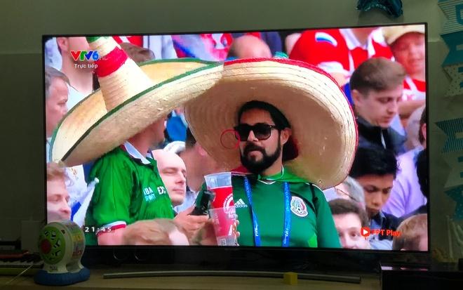 Nhieu nguoi gap loi khi xem World Cup qua truyen hinh Internet hinh anh