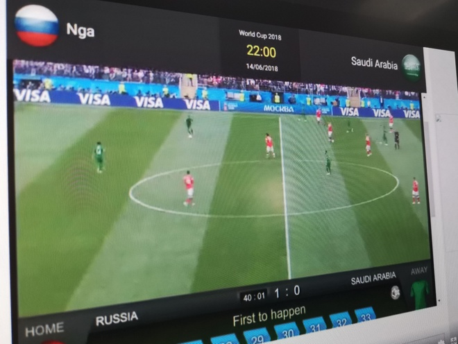 Livestream 'lau' World Cup van dien ra o VN, nguy co bi FIFA cat song hinh anh