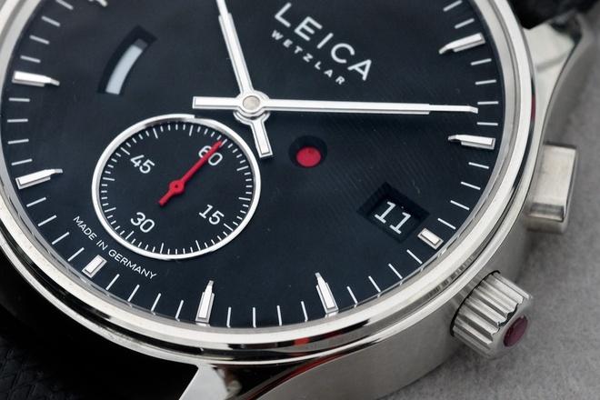 Leica sap ra mat dong ho gia 10.000 euro hinh anh 5