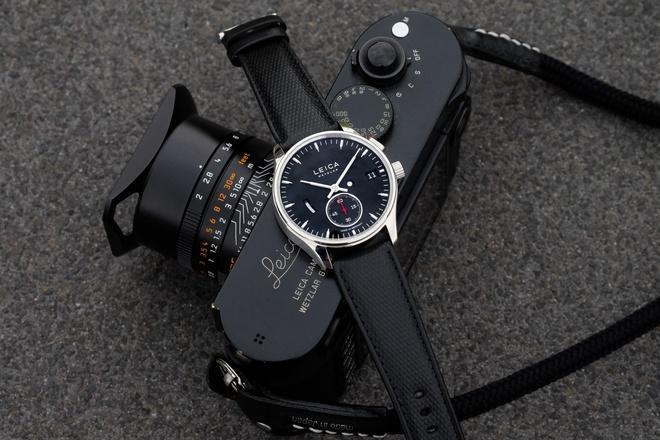 Leica sap ra mat dong ho gia 10.000 euro hinh anh 2