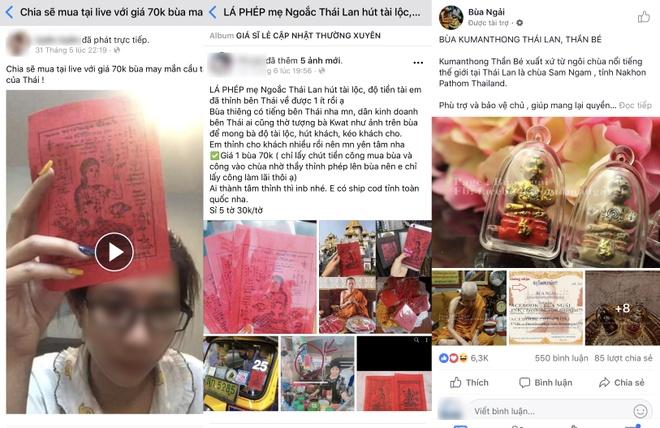 Bua ngai Thai rao ban tran lan tren Facebook hinh anh 1