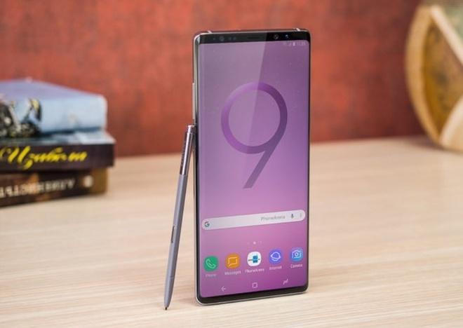 Chua ra mat, Note 9 da pha ky luc smartphone manh nhat the gioi ? hinh anh