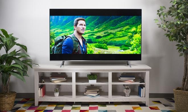 Samsung ra mat TV QLED moi gia tu 30 trieu dong o Viet Nam hinh anh