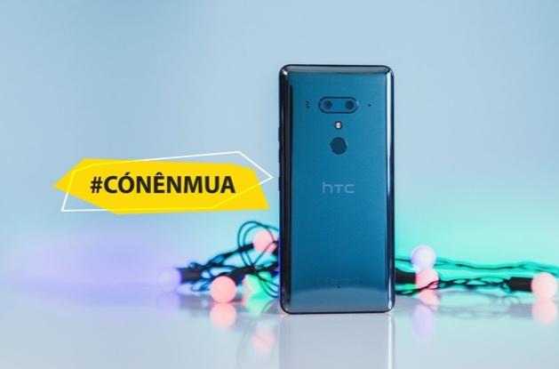 #CoNenMua HTC U12 Plus - tot toan dien nhung thieu ban sac hinh anh