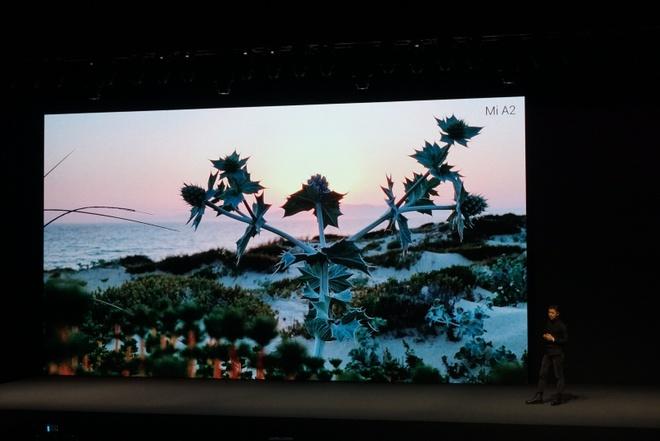 Xiaomi ra Mi A2 va A2 Lite - camera kep AI, cau hinh tot, Android One hinh anh 13
