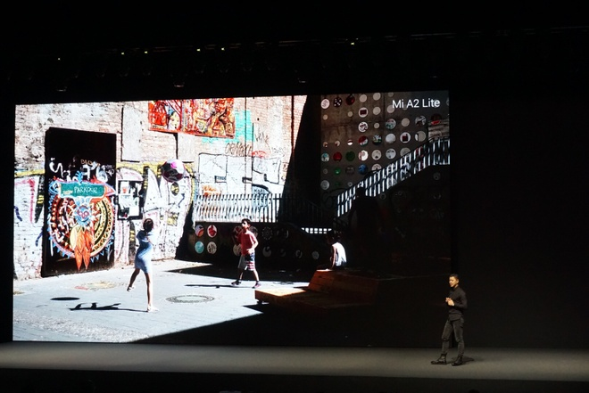 Xiaomi ra Mi A2 va A2 Lite - camera kep AI, cau hinh tot, Android One hinh anh 21