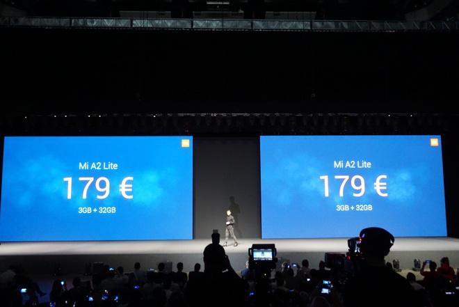 Xiaomi ra Mi A2 va A2 Lite - camera kep AI, cau hinh tot, Android One hinh anh 25