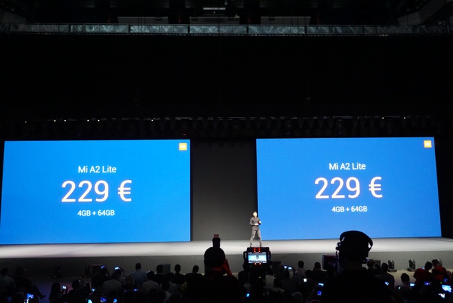 Xiaomi ra Mi A2 va A2 Lite - camera kep AI, cau hinh tot, Android One hinh anh 24