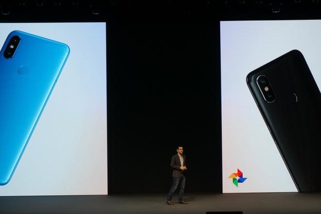 Xiaomi ra Mi A2 va A2 Lite - camera kep AI, cau hinh tot, Android One hinh anh 17