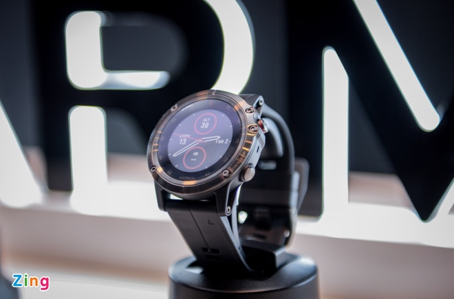 Smartwatch Garmin 5 Plus anh 10