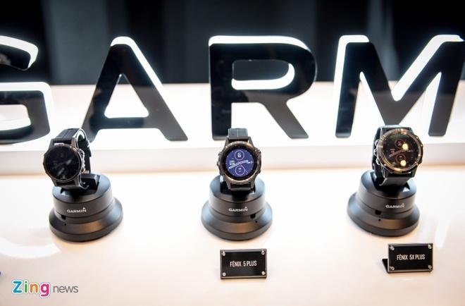 Smartwatch Garmin 5 Plus anh 11