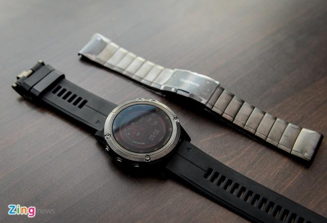 Smartwatch Garmin 5 Plus anh 4