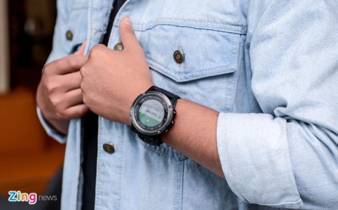 Smartwatch Garmin 5 Plus anh 1