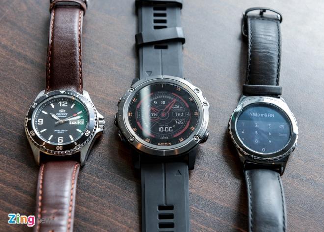 Smartwatch Garmin 5 Plus anh 2