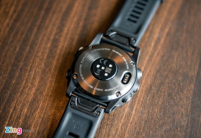 Smartwatch Garmin 5 Plus anh 9