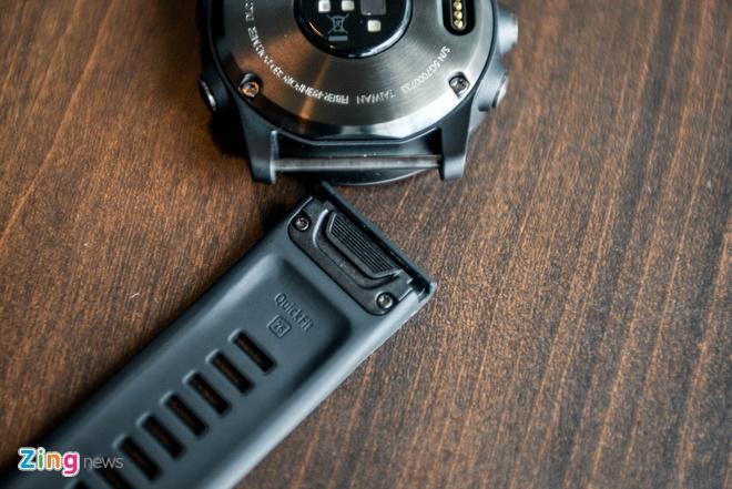 Smartwatch Garmin 5 Plus anh 7