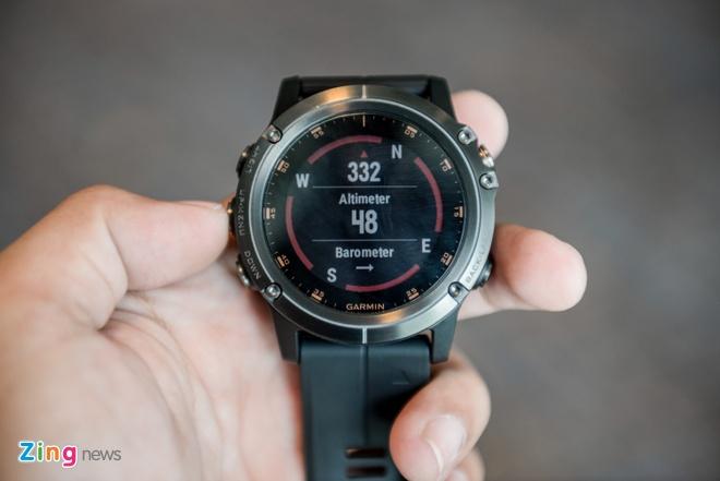 Smartwatch Garmin 5 Plus anh 6