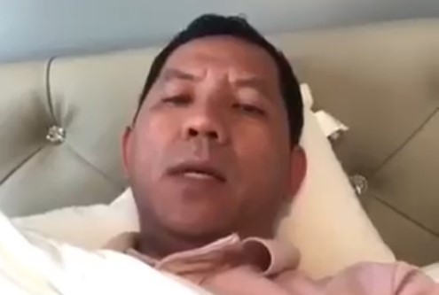 Giam doc Sky Mining: 'Toi dang di chua benh va se tro lai' hinh anh